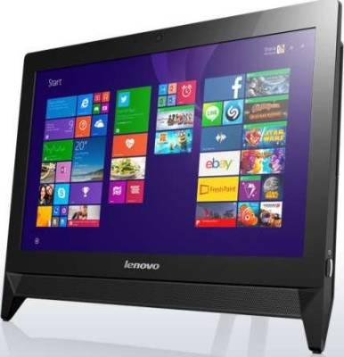 LENOVO C20-30 FOB20AJAD (Intel Core i3 5005U 2.0GHz 4GB 500GB DVD±RW 19.5 LED FHD WiFi Camera 128 Shared Keyboard & Mouse Windows 8.1)