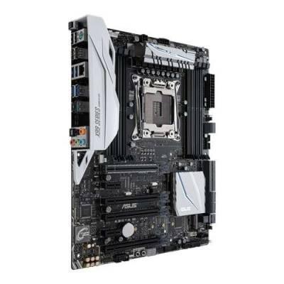 ASUS X99-A II Intel LGA 2011-3 Socket, DDR4 3333OC, Quad GPU SLI / 3-Way CrossfireX | 90MB0Q80-M0EAY1