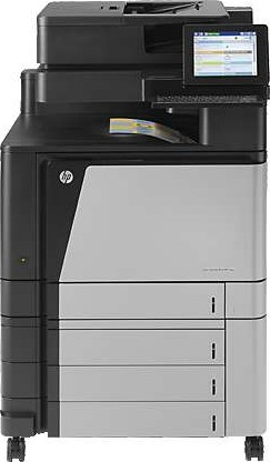 Hp Color Laserjet Enterprise Flow Mfp M880z A2w75a Buy