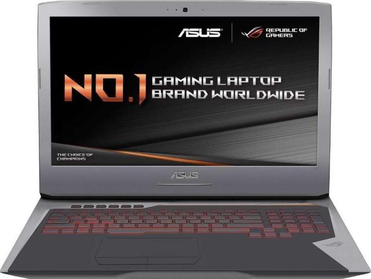 ASUS ROG G752VS 173 Inch Gaming Laptop Intel I7 7820HK