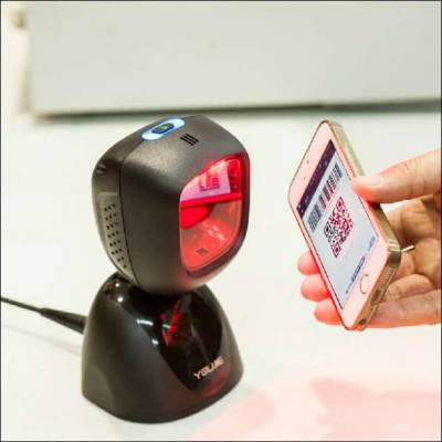 Honeywell HF600 laser barcode scanner 2D Barcode Reader Scanning