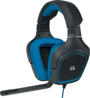 Logitech G430 Surround Sound Gaming Headset | 981-000537