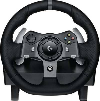 Logitech G920 Driving Force (Racing Wheel for XBOX one and PC) | 941-000124