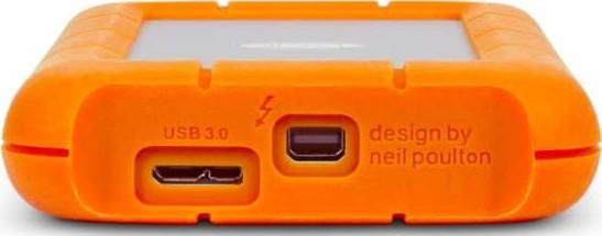 Lacie Rugged Triple 500gb 7200rpm External Hard Drive 301983