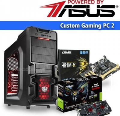 Custom Gaming PC 2 PBA