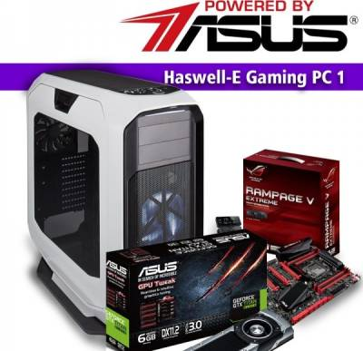 Haswell-E Gaming PC 1 PBA