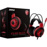 MSI DS501 Gaming Headset with Microphone | S37-2100920-SV1