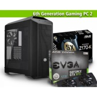 6th Generation Gaming PC 2