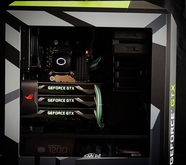 Cooler Master Mastercase Pro Nvidia Edition 5 Usb 3 0 Mid