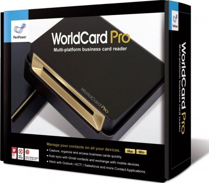 penpower worldcard pro business card scanner  ptwocpe
