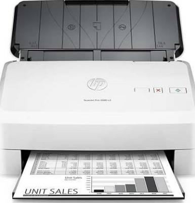HP Scanjet Pro 3000 s3 Sheet-feed - Document scanner - Duplex - 8.5 in x 122.05 in - 600 dpi x 600 dpi - up to 35 ppm (mono) - ADF (50 sheets) | L2753A