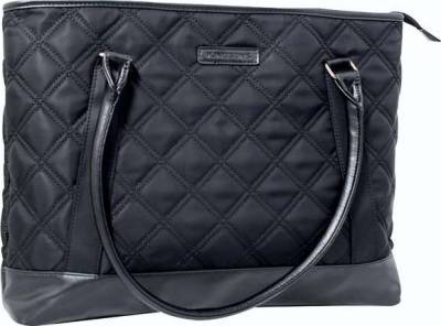 "Kingsons Vogue Series 15.6"" Ladies Shoulder Bag (Black) 