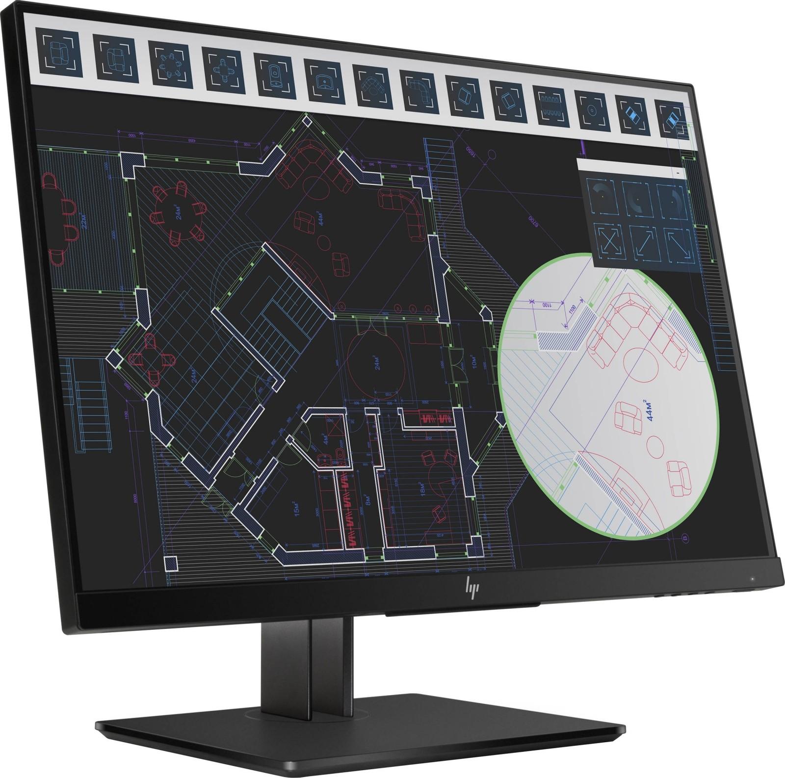 Hp Z Display Z24i G2 24 1610 Ips Monitor Black 1js08a4abv Buy Lg Full Hd Gaming Inch 24gm79g B 1js08a4