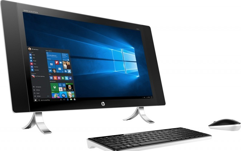 Hp All In One Envy Latest Version Touch 24xt Silver