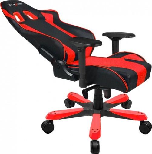 Dxracer King Series Gaming Chair Black Red Oh Ks06 Nr