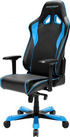 Dxracer Sentinel Series Gaming Chair Black Blue Oh