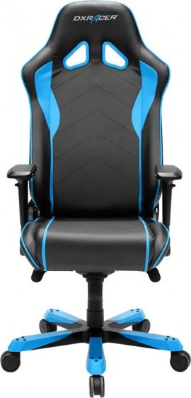 DXRacer Sentinel Series Gaming Chair - Black/Blue - OH/SJ28/NB