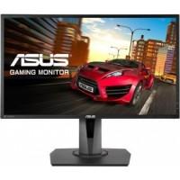 ASUS MG248Q GAMING Monitor Black / 1MS / DVI+HDMI+DP+MINI  / Full HD / 144Hz / gameplus / NVIDIA® 3D Vision / VESA wall-mountable