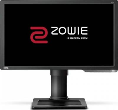 BenQ ZOWIE XL2411 24 Inch 1080p LED Full HD 144Hz 1ms (GTG) e-Sports Gaming Monitor, XL-Series for eSports Tournaments and Professional Players | 9H.LELLB.RBP