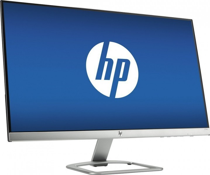 HP 27es Full HD 27 Inch IPS LED Monitor, Natural Silver | T3M86EAS Buy, Best Price in UAE, Dubai ...