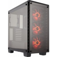 Crystal Series 460X RGB Compact ATX Mid-Tower Case | CC-9011101-WW