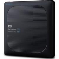 WD 3TB My Passport Wireless Pro Portable External Hard Drive - WIFI USB 3.0 | WDBSMT0030BBK-EESN