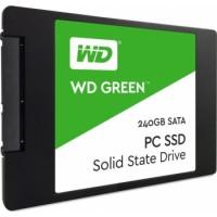 Western Digital 240GB Green SATA III 2.5 Inch Internal SSD Drive | WDS240G1G0A