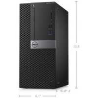DELL OPTIFLEX 7040  Intel Core I7 6700 4GB RAM 500GB HDD DVDRW DOS 1 Year Warranty