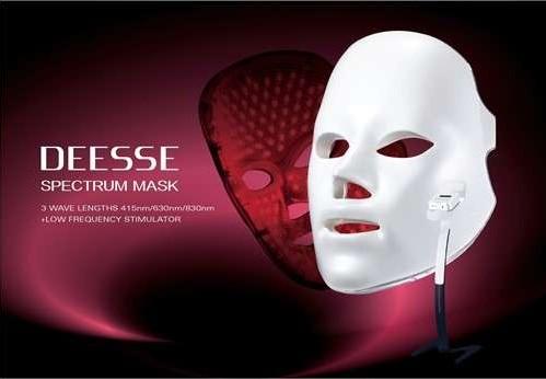 Deesse Led Facial Mask Buy Best Price In Uae Dubai Abu