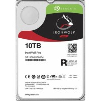 Seagate 10TB IronWolf 7200RPM SATA 6Gb/s 256MB Cache 3.5-Inch NAS Hard Disk Drive | ST10000VN0004