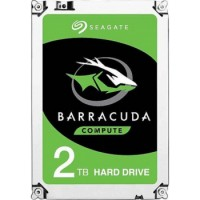 Seagate 2TB Desktop HDD SATA 6Gb/s 64MB Cache 3.5-Inch Internal Bare Drive -ST2000DM005