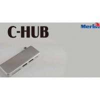 Merlin Type-C HUB - New 683405476269