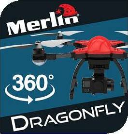Merlin DragonFly Drone - New 683405476429