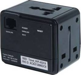 Merlin Wifi Travel Adapter