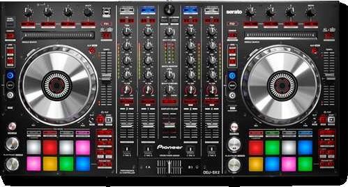 Pioneer Dj Controller For Serato Dj Ddj Sx2 Buy Best