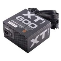 XFX 600W XT Series Full Wired 80+ Bronze ATX 600 Power Supply | P1-600B-XTFR