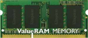 Kingston 4GB (1 x 4GB) 1333 MHz - PC 10600 DDR3 SODIMM | KVR13S9S8/4