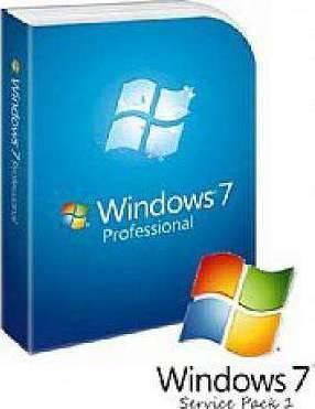MICROSOFT WINDOWS 7 PROFESSIONAL OEM 64BIT | FQC-08289