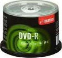 Imation DVD-R Spindal - 50 Pcs