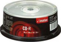 Imation CD-R 52x 25 pack Spindle