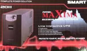 maXma Smart 700 VA 420 W UPS