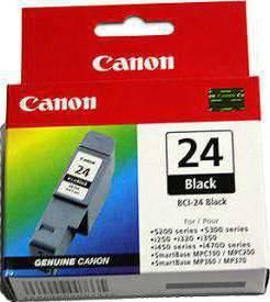 Canon BCI 24 Black Cartridge