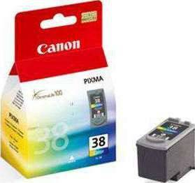 Canon 38 Color Ink Cartridge | CL-38