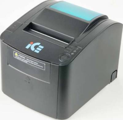 ICE IRP 300 Thermal Receipt Printer with USB+ Serial+ Ethernet Interfaces |  IRP 300