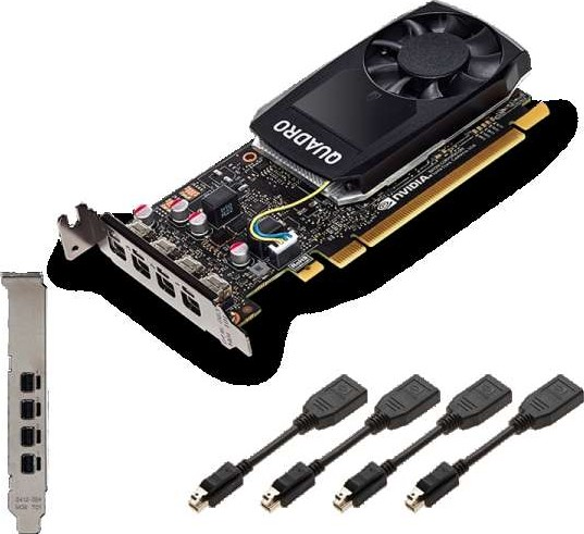 Pny Nvidia Quadro P1000 Pcie3 Vcqp1000 Pb Buy Best