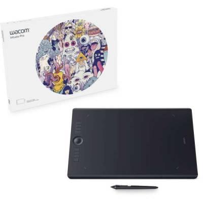 Wacom Intuos Pro Creative Pen Tablet (Large) | PTH-860-N