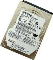TOSHIBA 500GB Notebook / Laptop Hard Drive | MQ01ABD050
