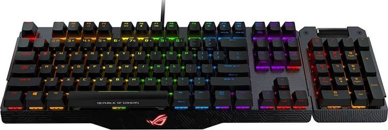 Asus Rog Claymore Mechanical Gaming Keyboard With A