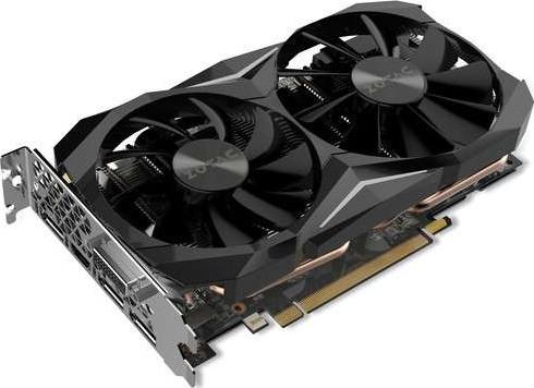Zotac Geforce Gtx 1080ti 11gb Mini Dual Fan Zt P10810g