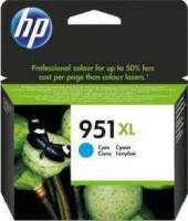 HP 951XL Cyan Officejet Ink Cartridge CN046A